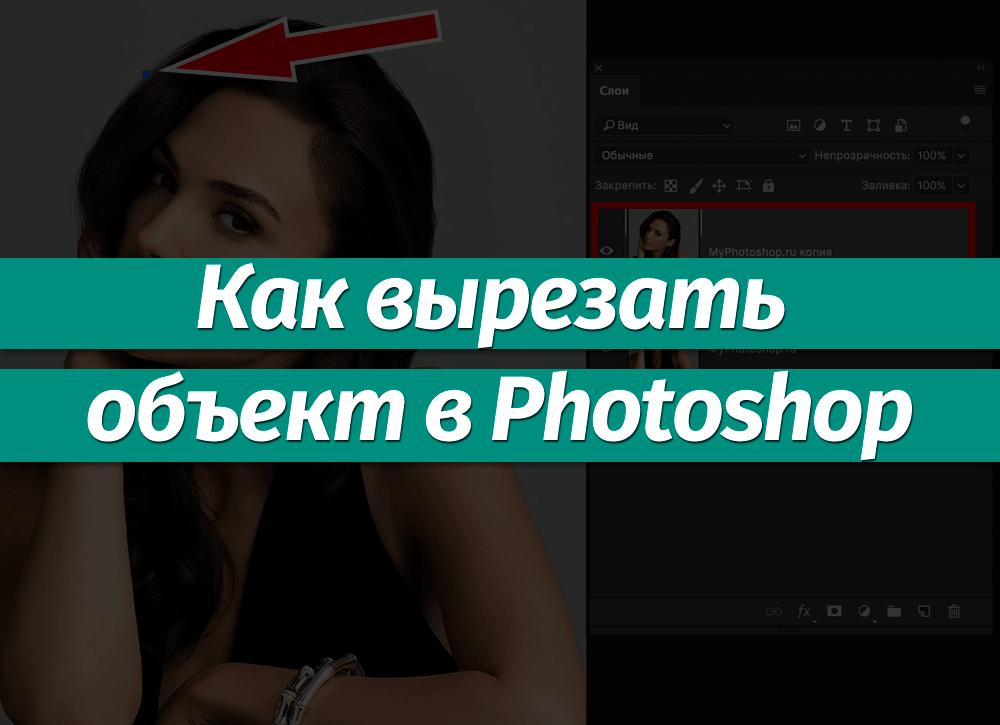 Четыре способа вырезать объект в Photoshop. Подробное описание и ... | 725x1000
