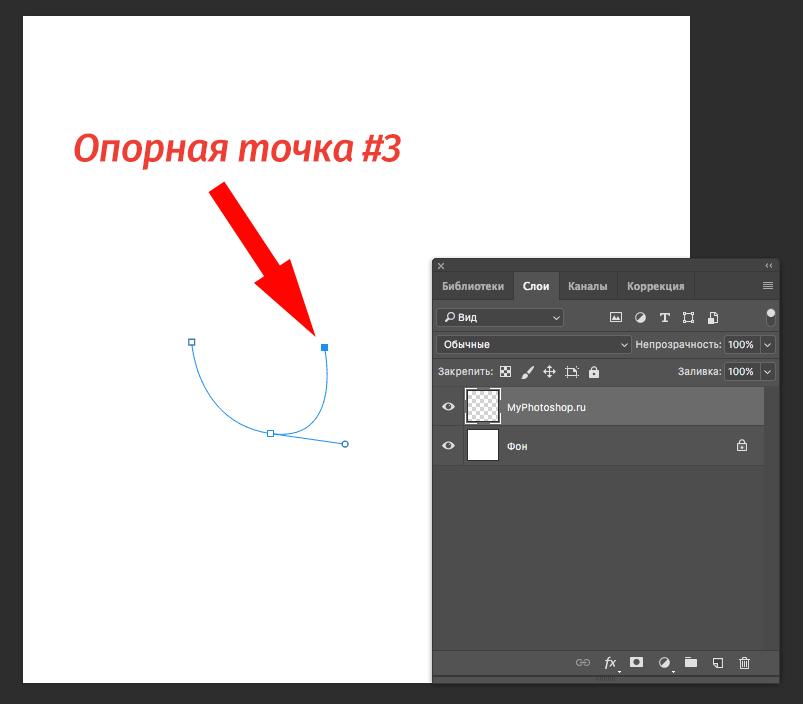 Инструмент перо в Фотошопе: как пользоваться