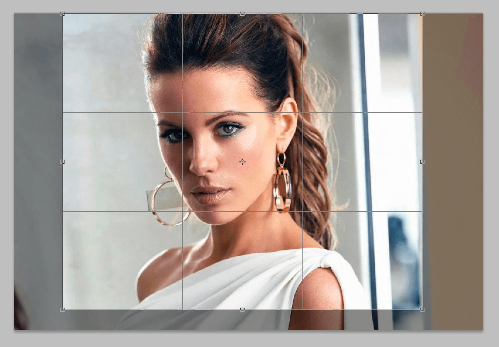 Как уменьшить изображение/картинку в Photoshop