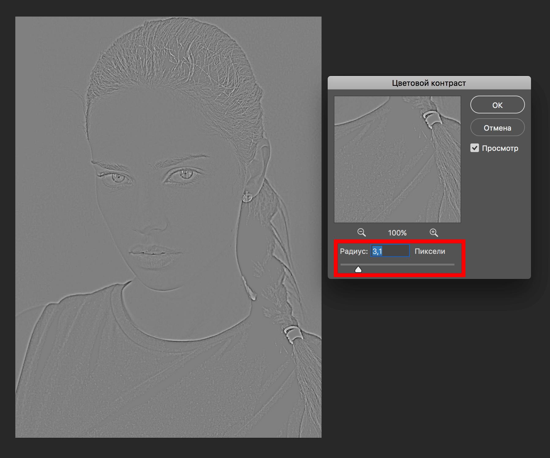 Как в Фотошопе сделать черно-белое фото