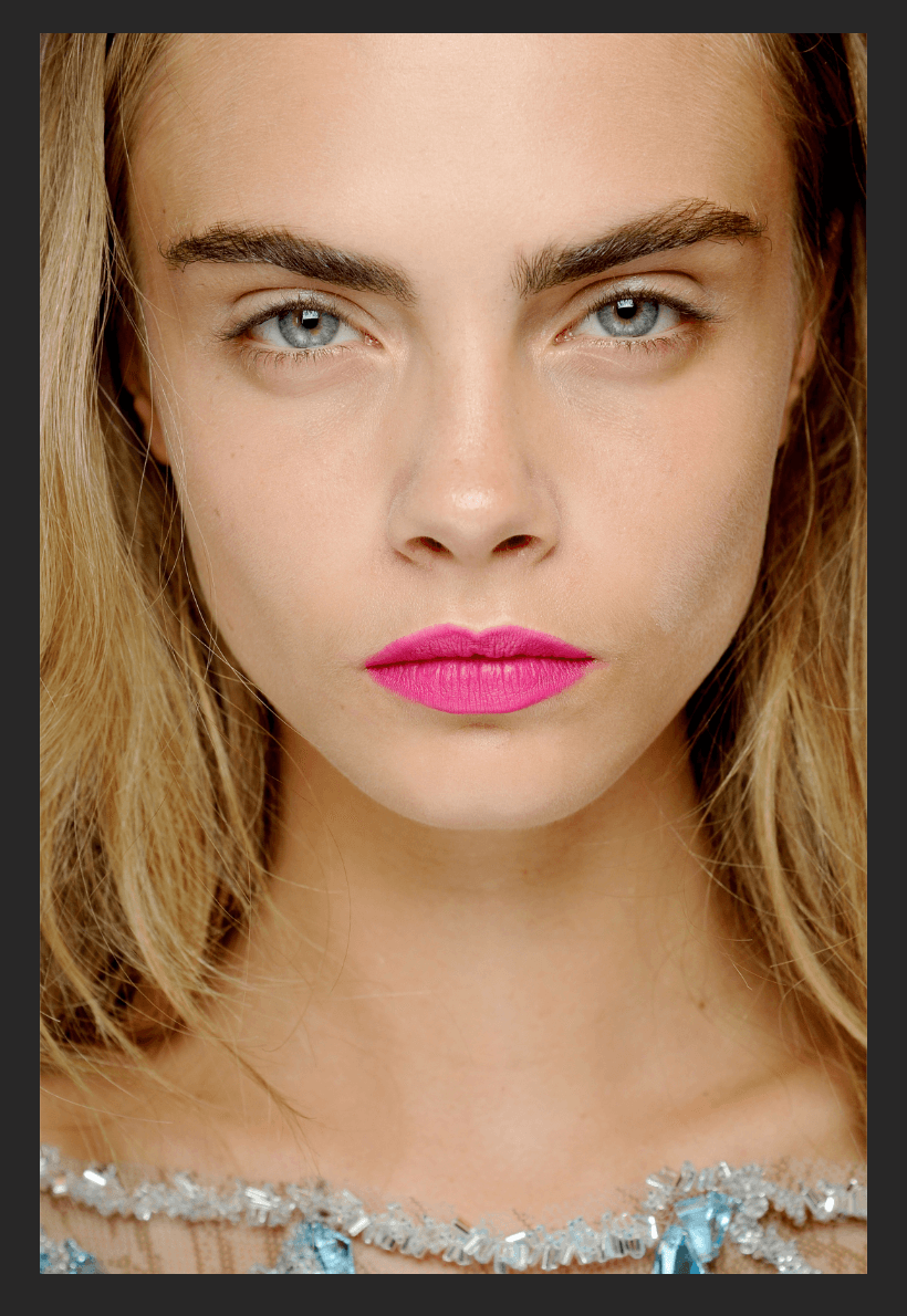 Изменение цвета глаз в Фотошопе и замена текстуры радужки