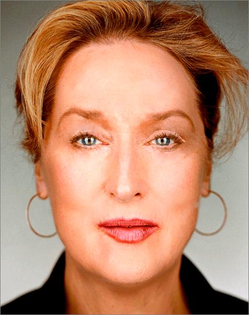 Удаление морщин на лице в Фотошопе