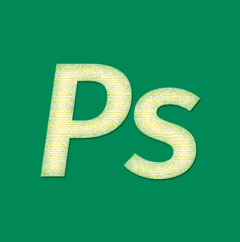 Результат работы с альфа-каналами в Photoshop