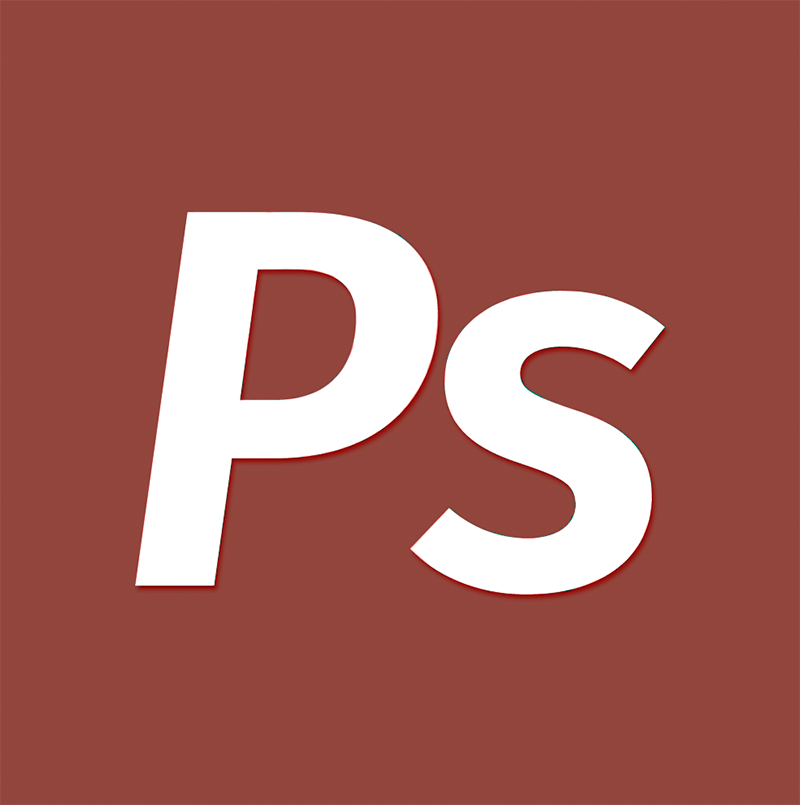 Выделенный белым цветом объект в альфа-канале в Photoshop