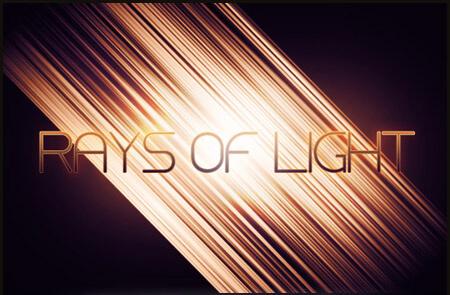 Кисти со световыми лучами (от Nathan Brown) для Фотошопа