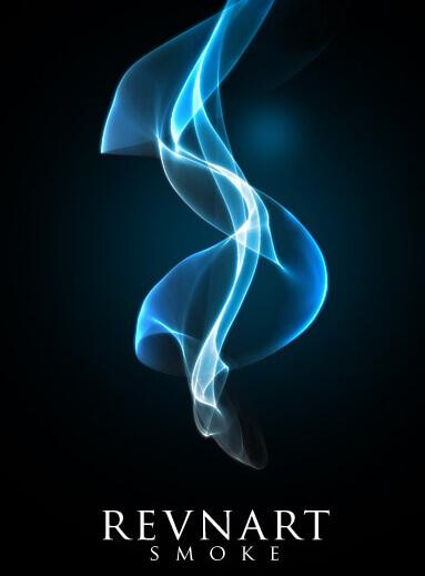 Кисти с неоновым дымом для Фотошопа