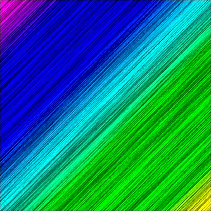 Градиентные полоски в виде волокон в Фотошопе