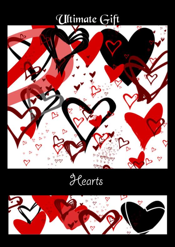 Кисти для рисования сердечек в Фотошопе