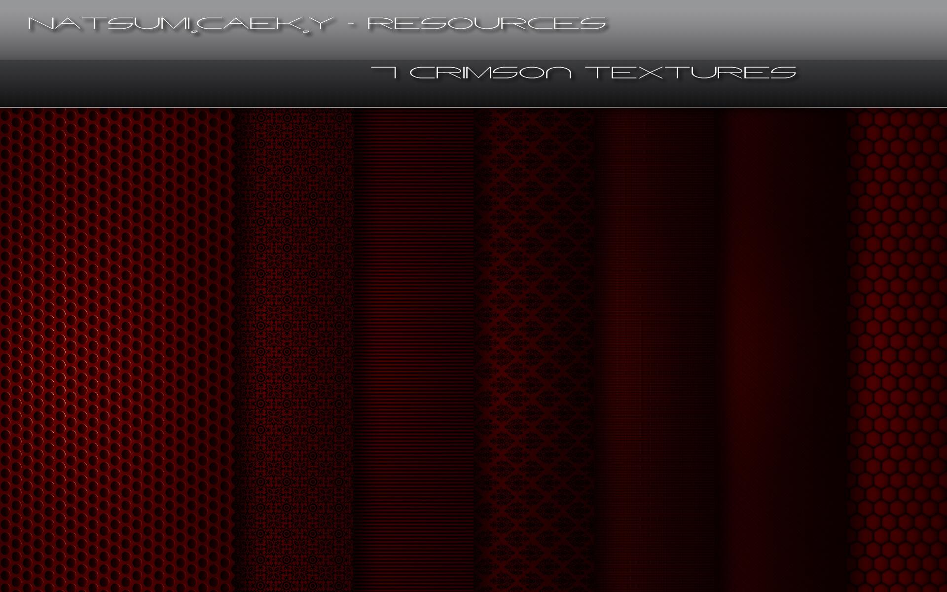 Набор темно-красных фонов для Фотошопа