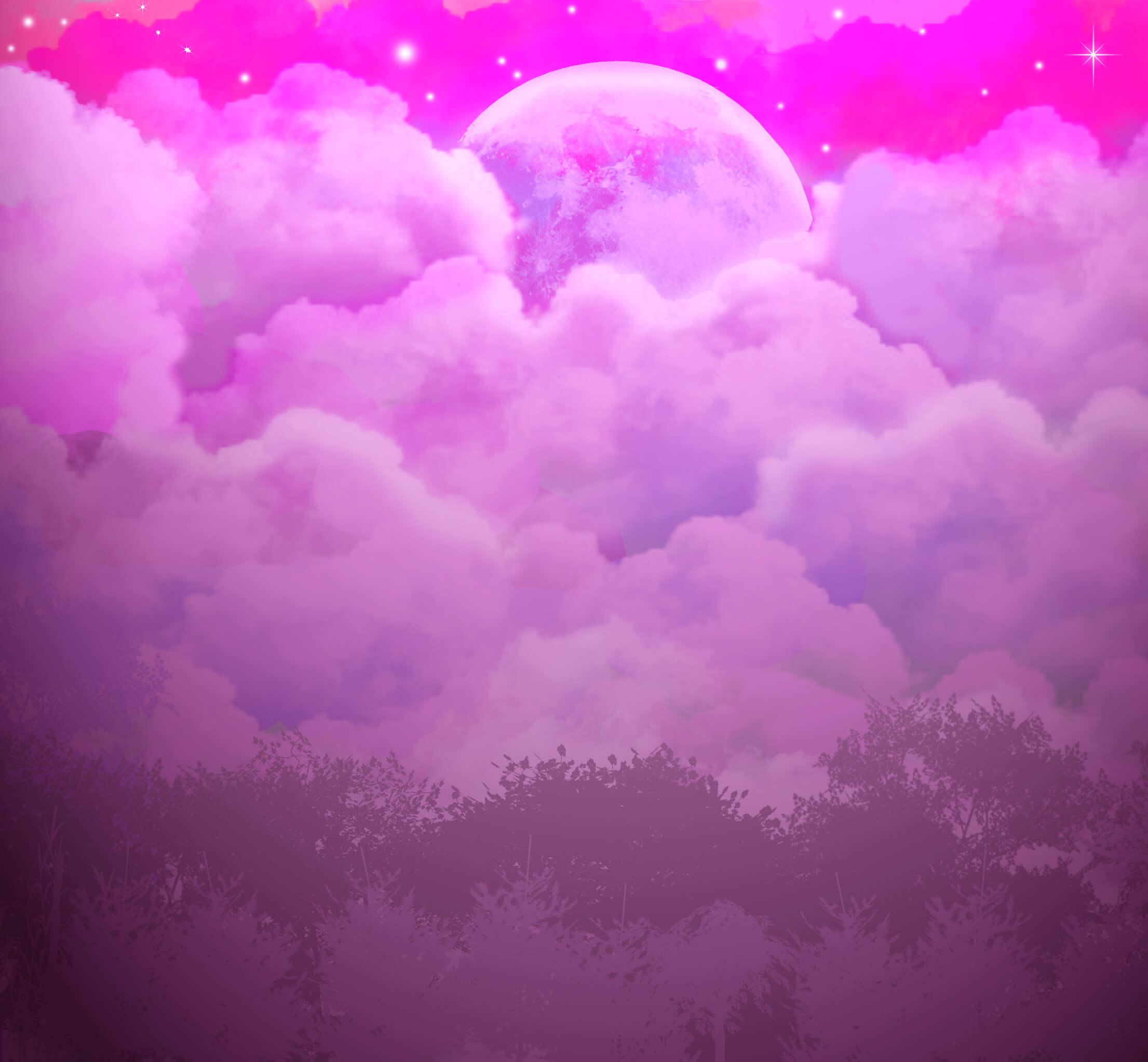 Пейзажи и интерьеры в стиле аниме для Фотошопа