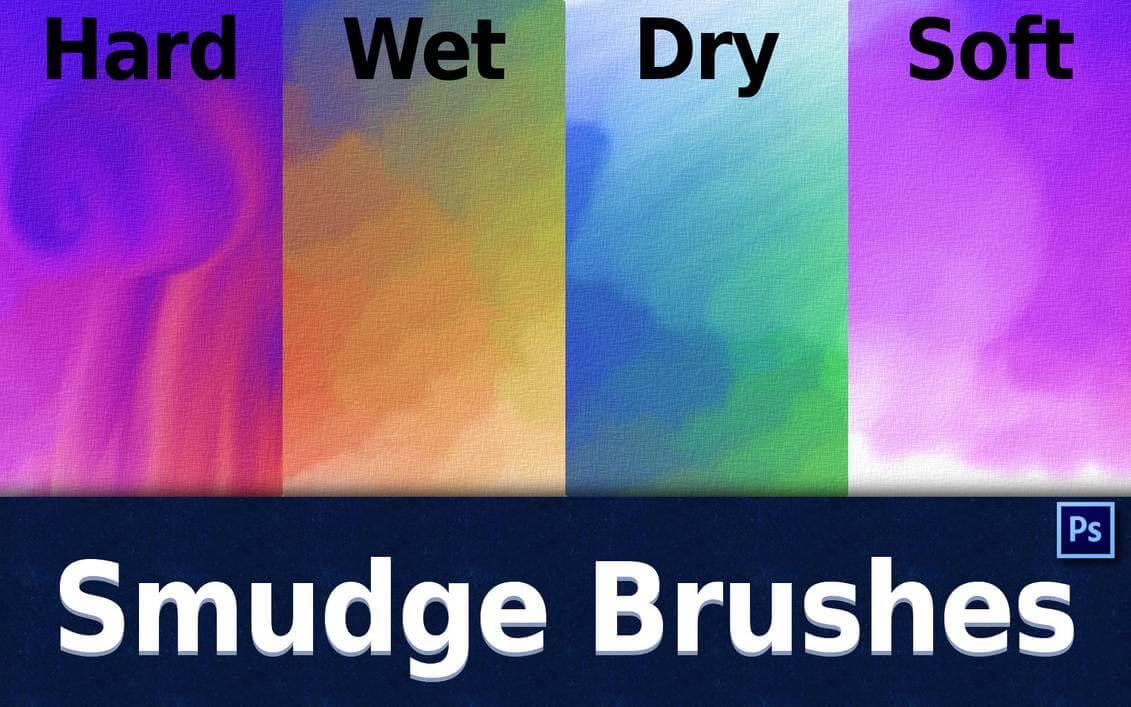 Кисти для создания различных текстур в Фотошопе