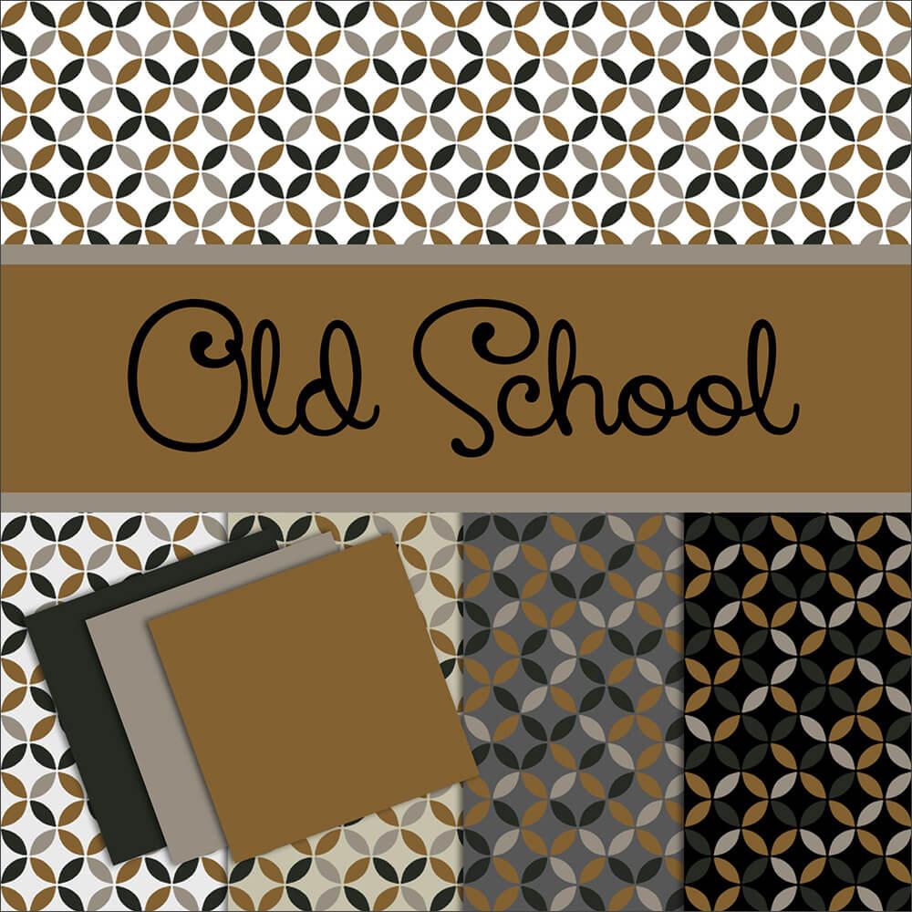 Фоны с абстрактными текстурами в серых и коричневых тонах для Фотошопа