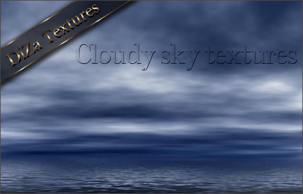 Высококачественные фоны с облачным небом для Фотошопа