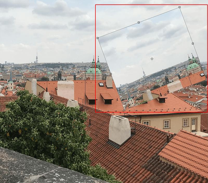 Изменение размера и положения изображения в Фотошопе