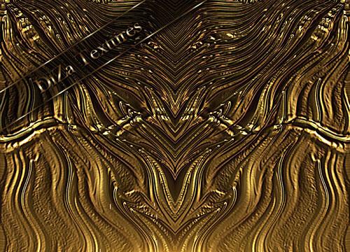 Фоны с золотистыми текстурами для Фотошопа