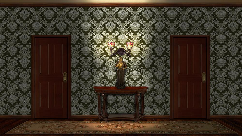 Фоны с различными комнатами со старинным интерьером для Фотошопа