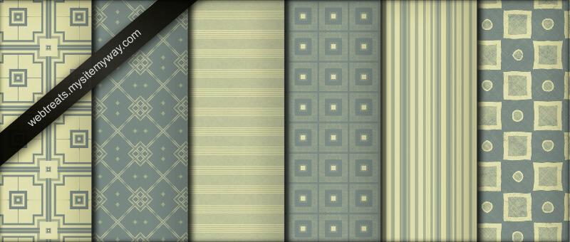 Паттерны для создания фонов в оливково-зеленых тонах в Фотошопе