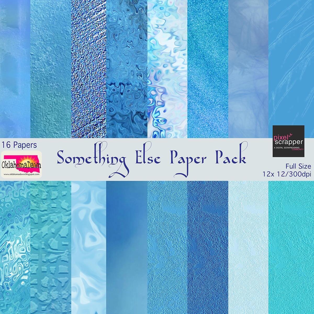 Фоны с голубыми текстурами для Фотошопа