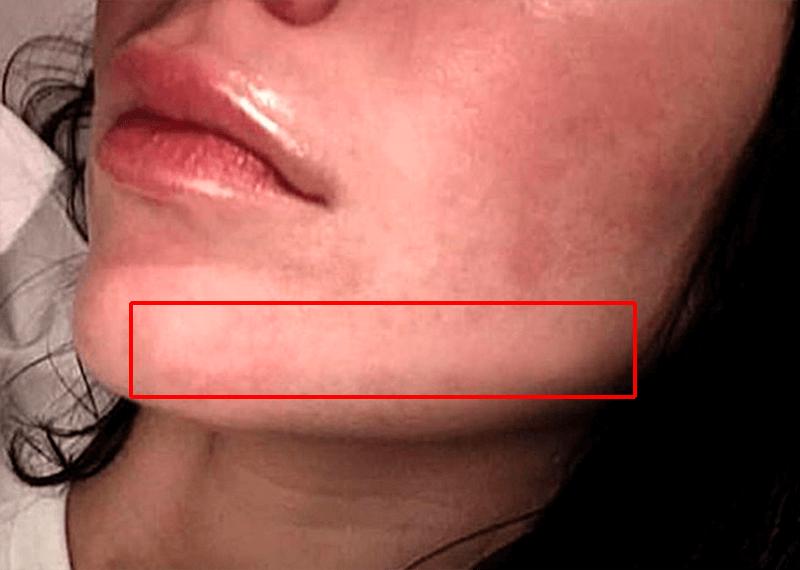 Результат неправильной обработки изображения Микс-кистью в Фотошопе