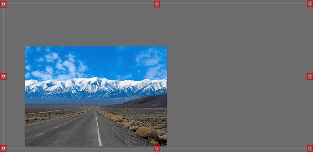 Изменение размеров и положения изображения в Фотошопе