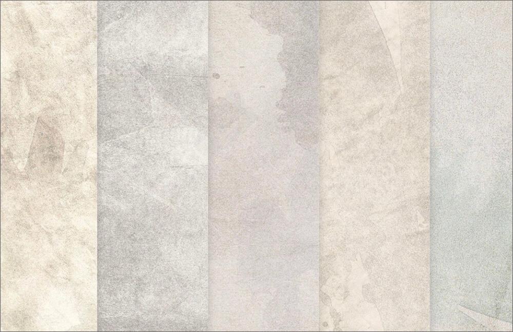 Гранжевые фоны с текстурой бежевой бумаги для Фотошопа