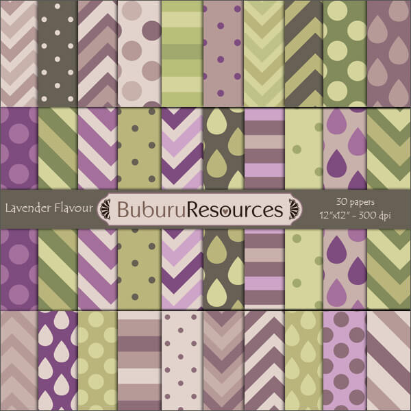 Фоны с зелеными и фиолетовыми узорами для Фотошопа
