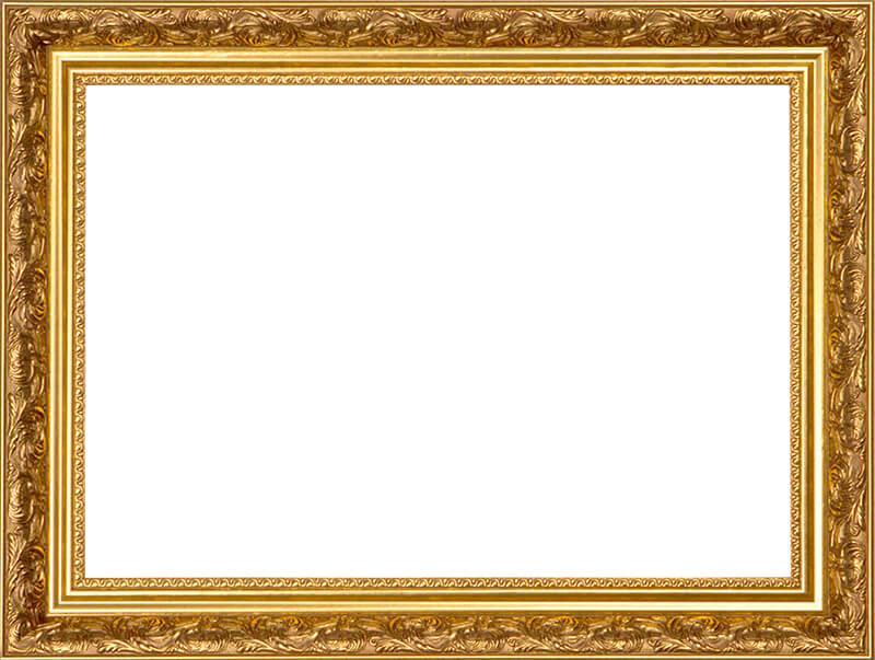 Рамка для вставки в нее фотографии в Фотошопе