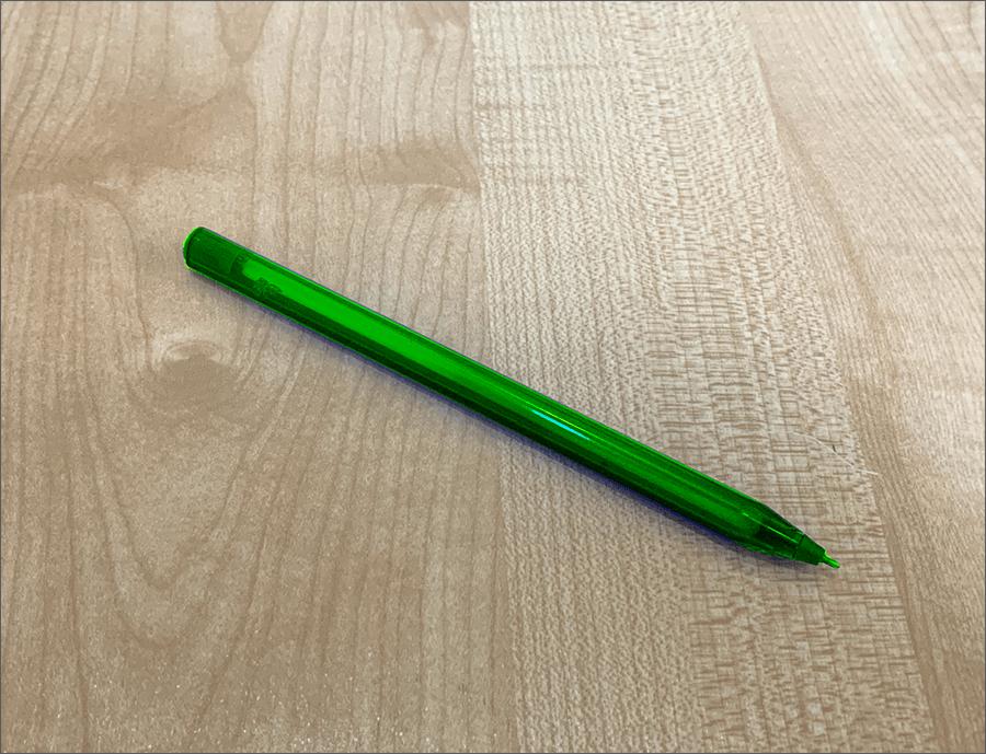 Результат изменения цвета объекта с помощью кривых в Фотошопе